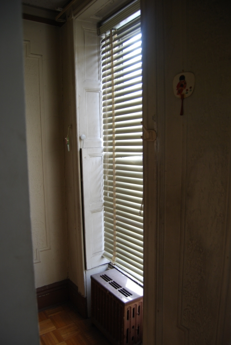 Treasure - original wooden shutters