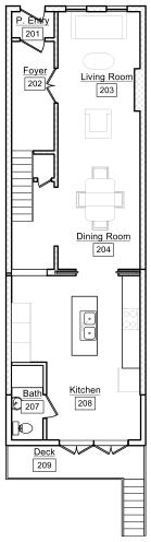 Parlor Floor 1