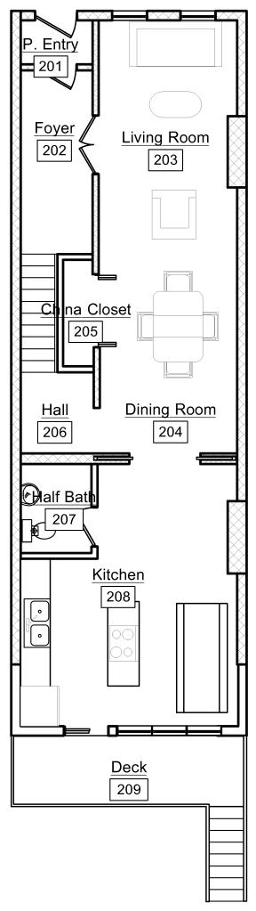 Parlor Floor 2