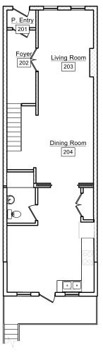Parlor Floor 3