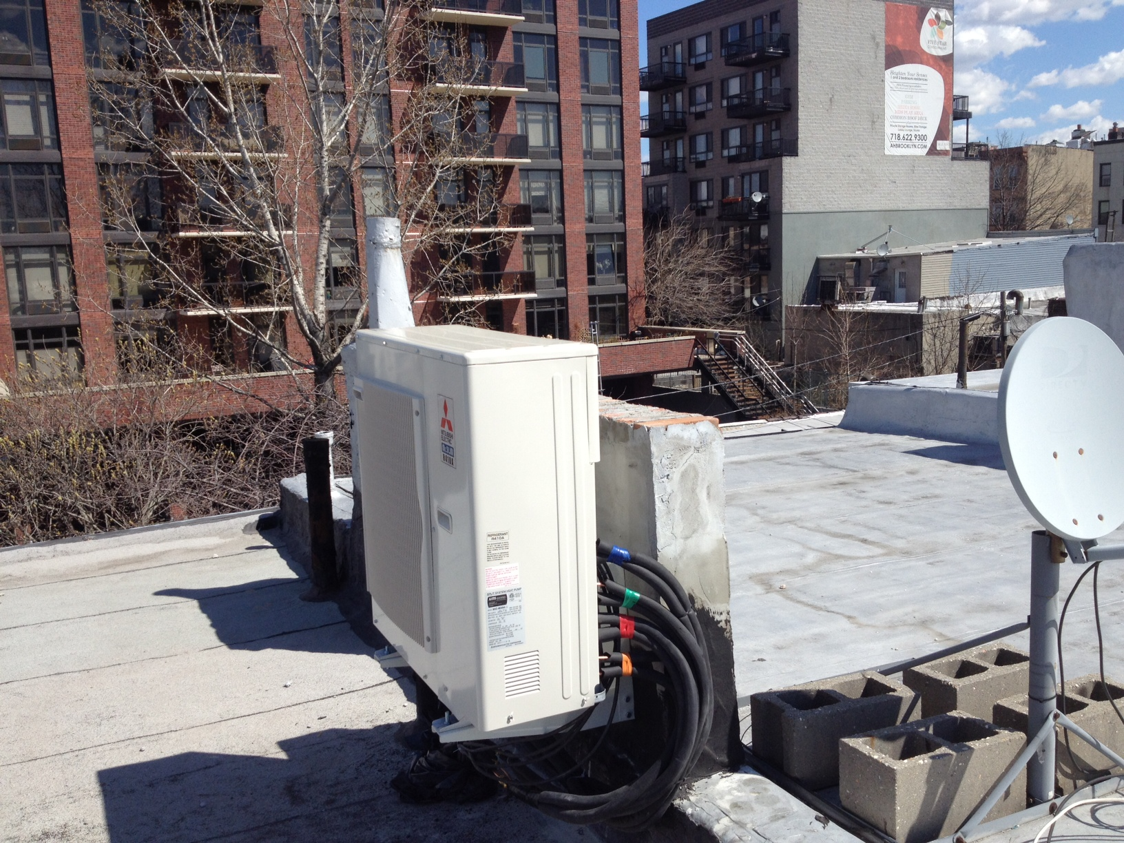 Heating Ventilation and Air Conditioning Systems Brownstone Cyclone #366295