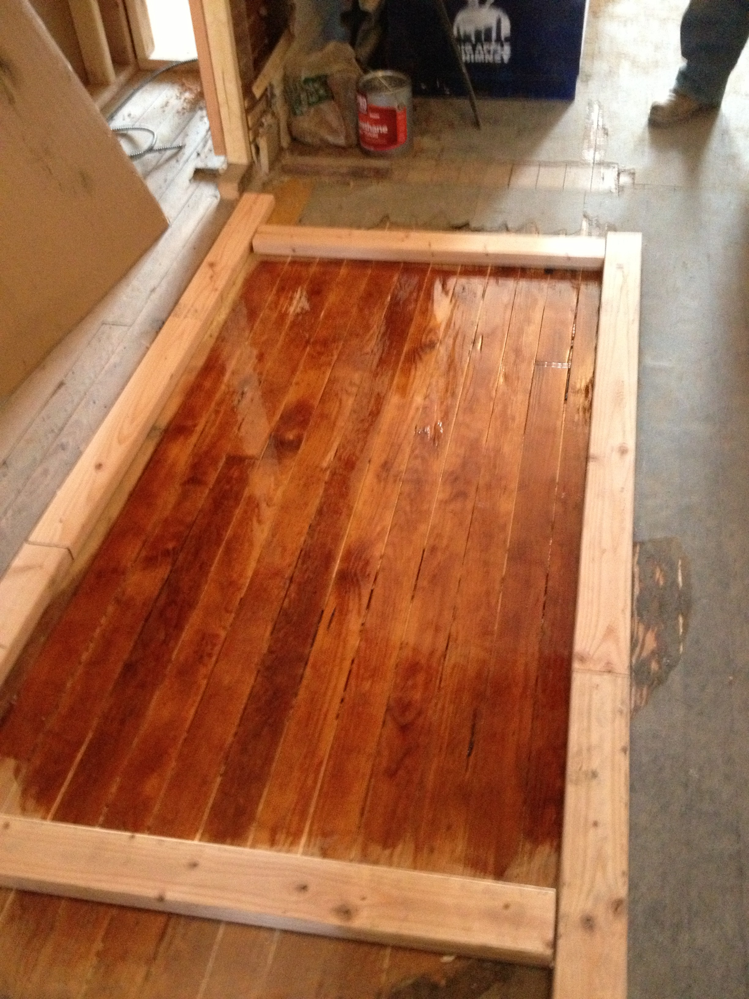 What To Consider When Refinishing Floors Brownstone Cyclone