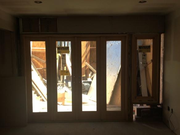 garden floor doors