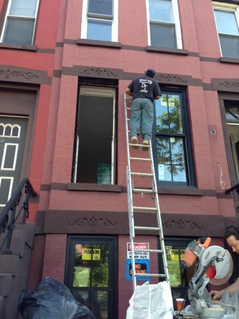 windows in progress