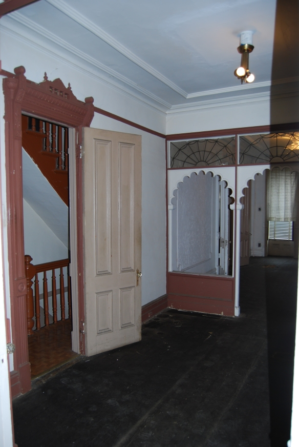 parlor facing south